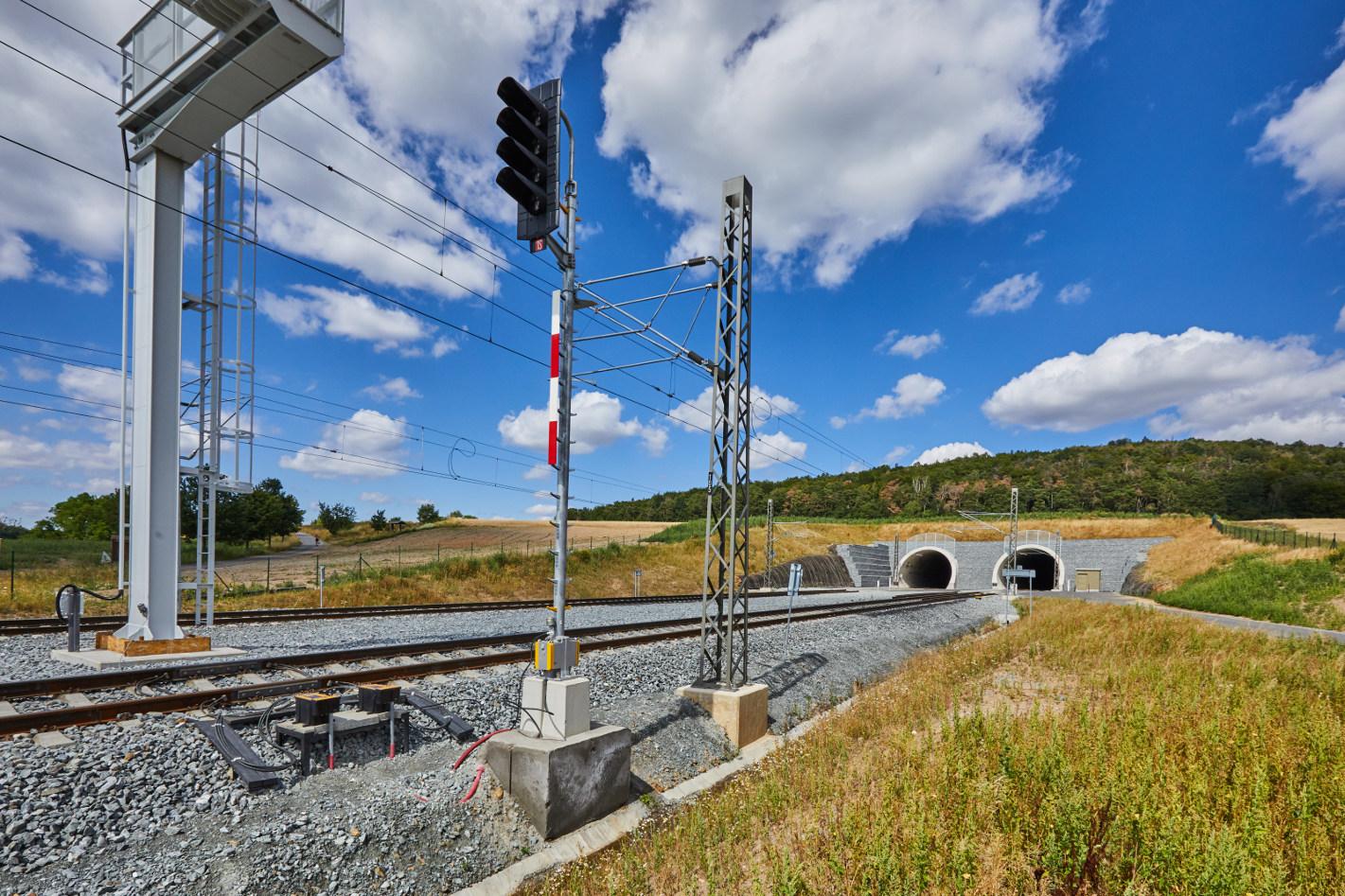 Modernizace trati Rokycany - Plzeň