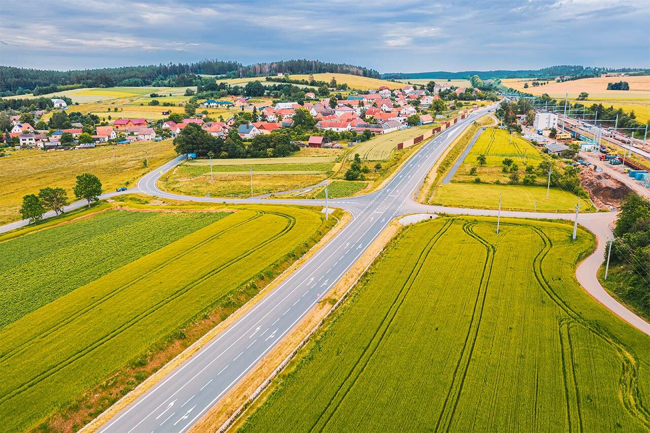 Silnice I/37 - Sklené nad Oslavou, obchvat