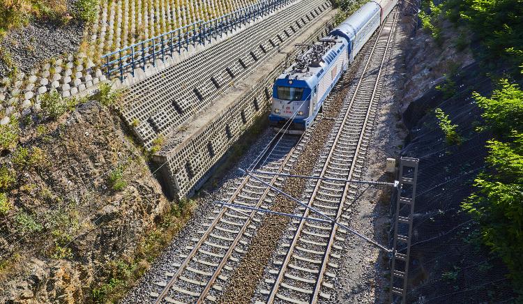 Železniční projekt Sudoměřice - Votice